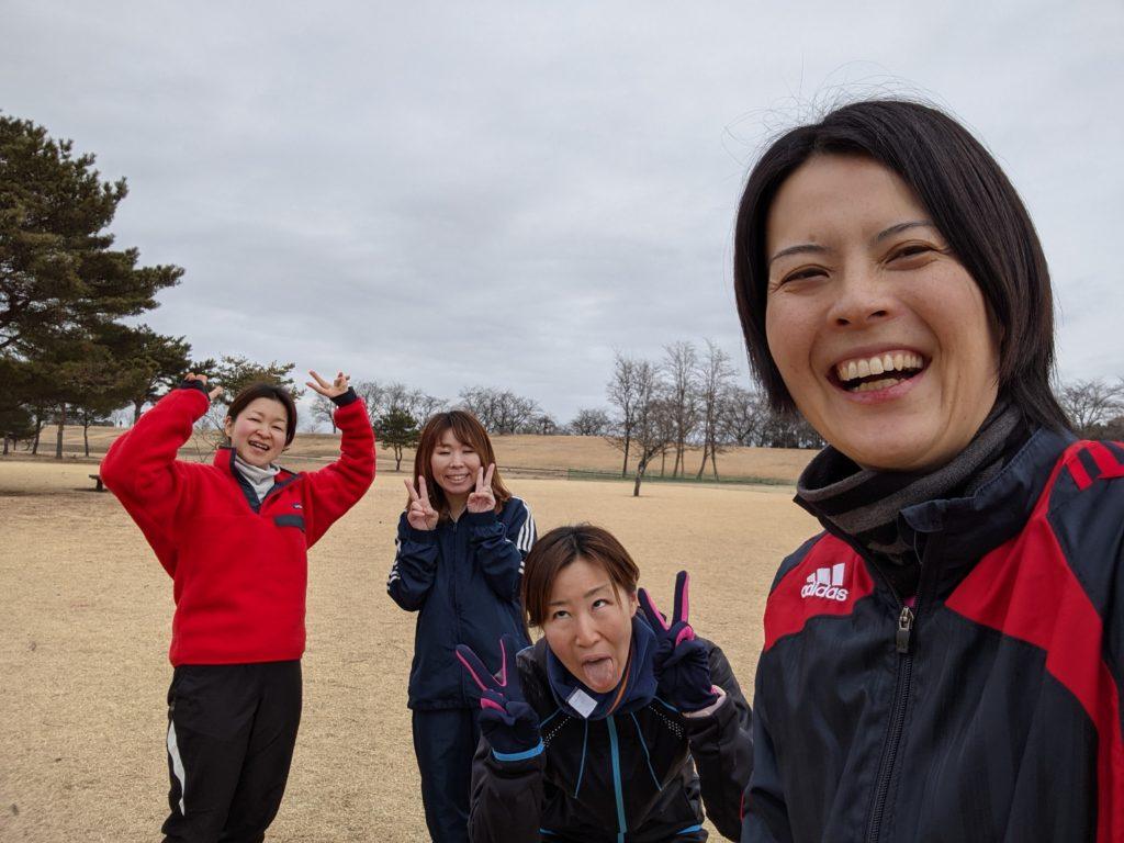 2021/1/12 蹴り初め「ママ・女性のための褒め褒めフットサル教室」開催しました