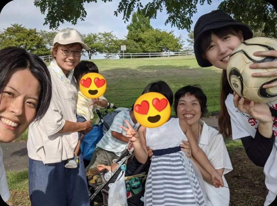 2021/8/25「親子♡褒め褒めフットサル教室」開催しました