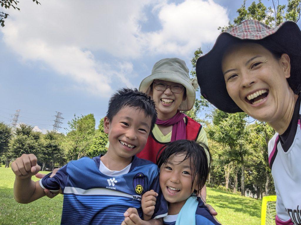 2021/8/5「夏休み♡親子♡褒め褒めフットサル教室」開催しました